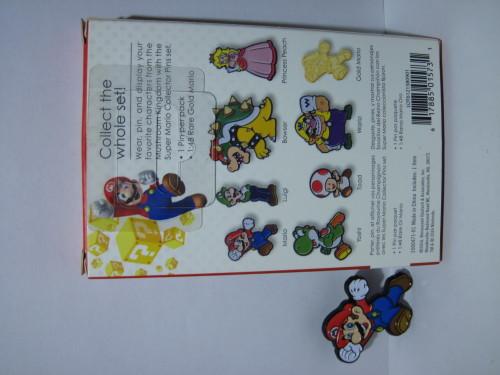 Other Action Figures - Nintendo Super Mario Enamel Pin was