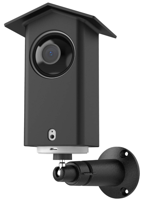 WYZE CAM PAN OUTDOOR WALL MOUNT PROTECTIVE COVER & BRACKET BLACK | INSTOCK