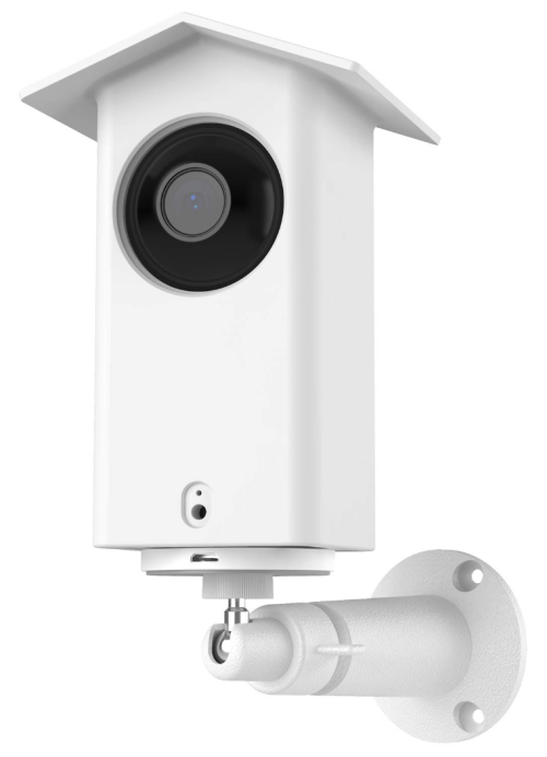 WYZE CAM PAN OUTDOOR WALL MOUNT PROTECTIVE COVER & BRACKET WHITE | INSTOCK