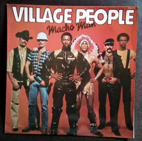 Village People - Macho Man LP Vinyl Record