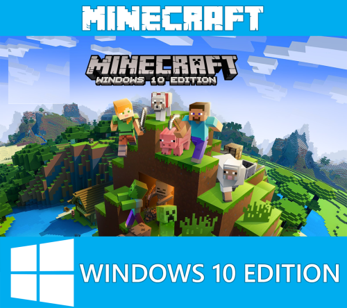Minecraft Windows 10 Edition - Windows 10 Store Download and Activation