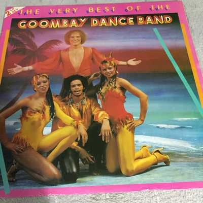 Pop Lp The Very Best Of The Goombay Dance Band Double
