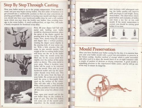 Other Hunting & Shooting - LYMAN CAST BULLET HANDBOOK  FOR ALL