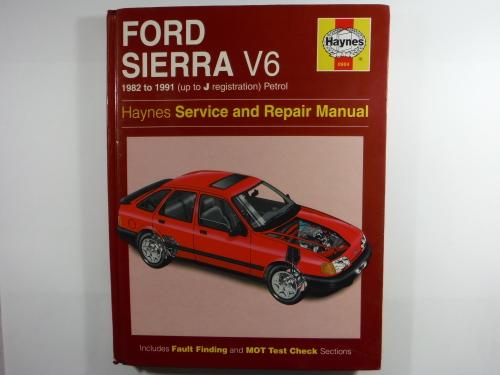 Cars - Ford Sierra V6 - 1982 To 1991