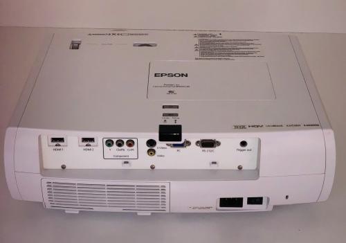 Projectors Epson Powerlite Home Cinema 8500ub Lcd