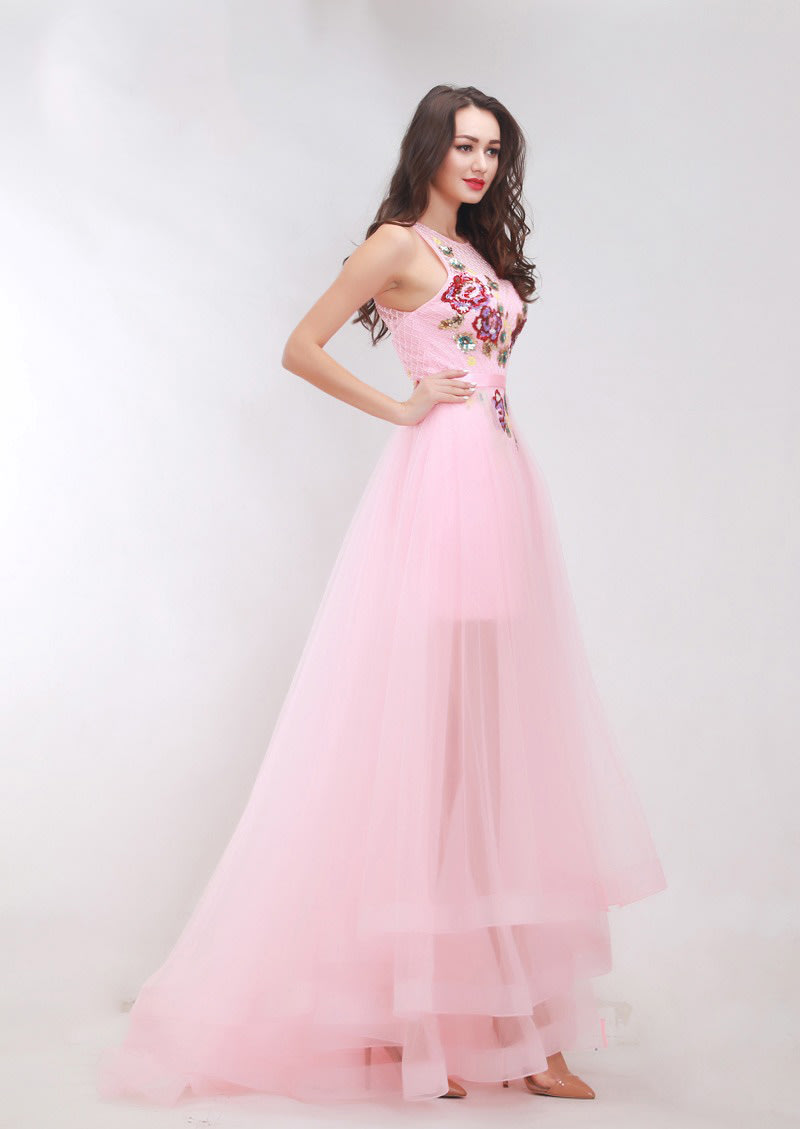 bad91f1b57 Formal Dresses - Diva queen crystal beaded prom dress***Free ...