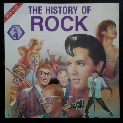 The History of Rock Vol 4 LP Vinyl Record