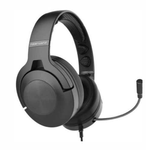 headsets mecer noise cancelling gaming headphone microphone was listed for on 27 jun. Black Bedroom Furniture Sets. Home Design Ideas