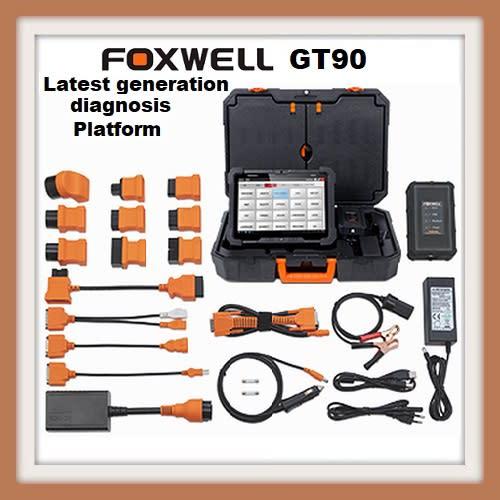 Foxwell GT90 Automotive Diagnostic Platform Generation
