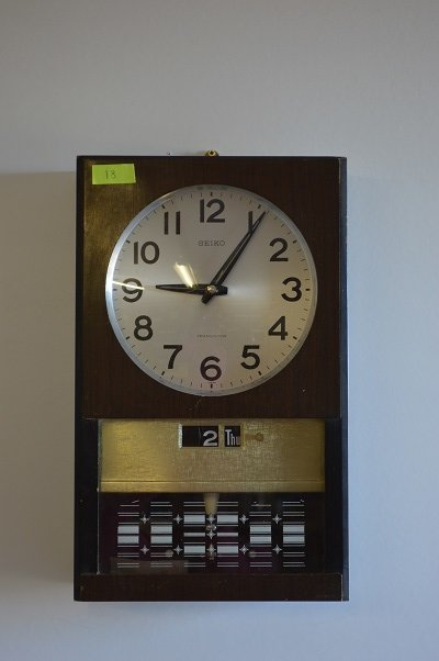 Cuckoo Amp Wall Clocks Seiko Transistor Wall Clock Was