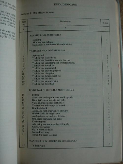 Sadf Training Manuals