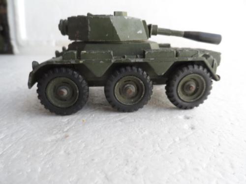Models - ORIGINAL CORGI 906 SALADIN ARMOURED CAR [M29] was