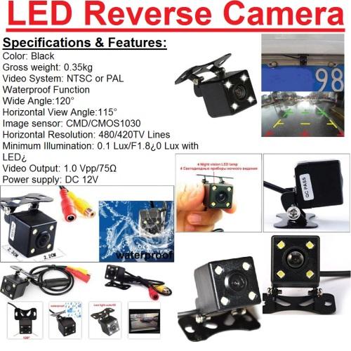 Car Radios - Car Radio + Reverse Camera Special!!! 4 1