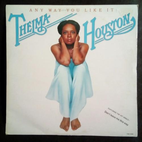 Thelma Houston - Any Way You Like It LP Vinyl Record