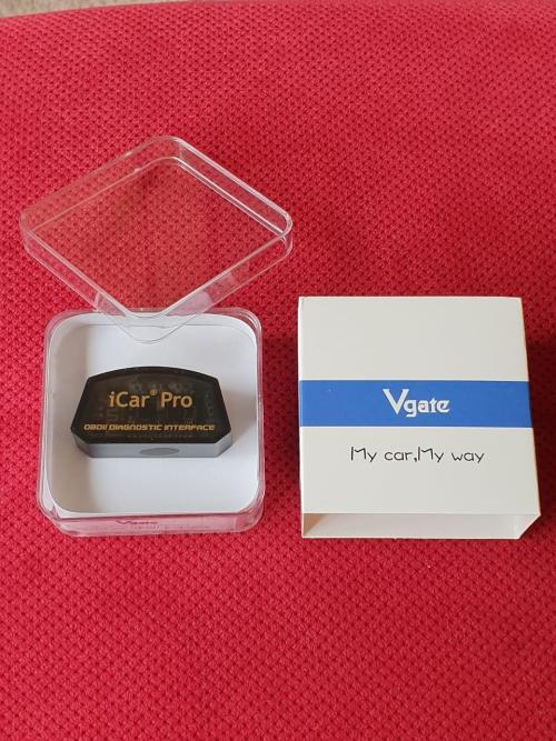 New Vgate iCar Pro Bluetooth 4 0 OBD2 Diagnostic Adapter, Android & IOS,  Bimmercode, R499