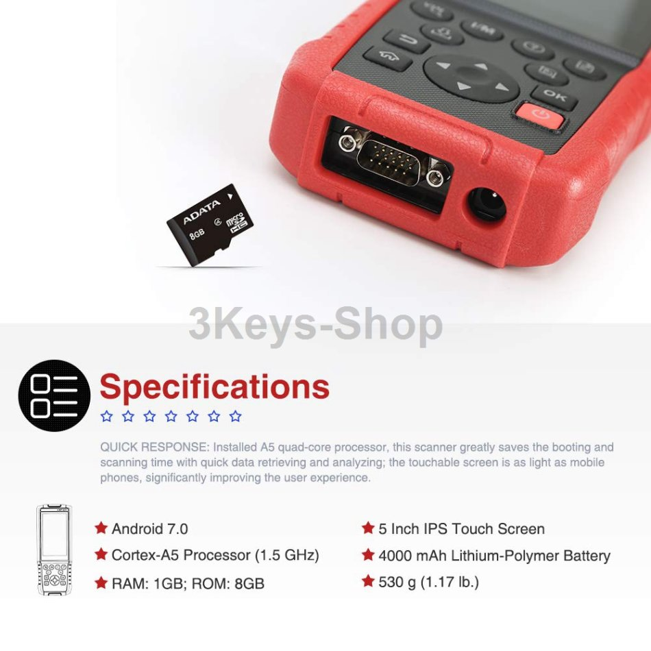 Scanners - Launch CRP429 OBD2 Scanner Scan Tool Full System