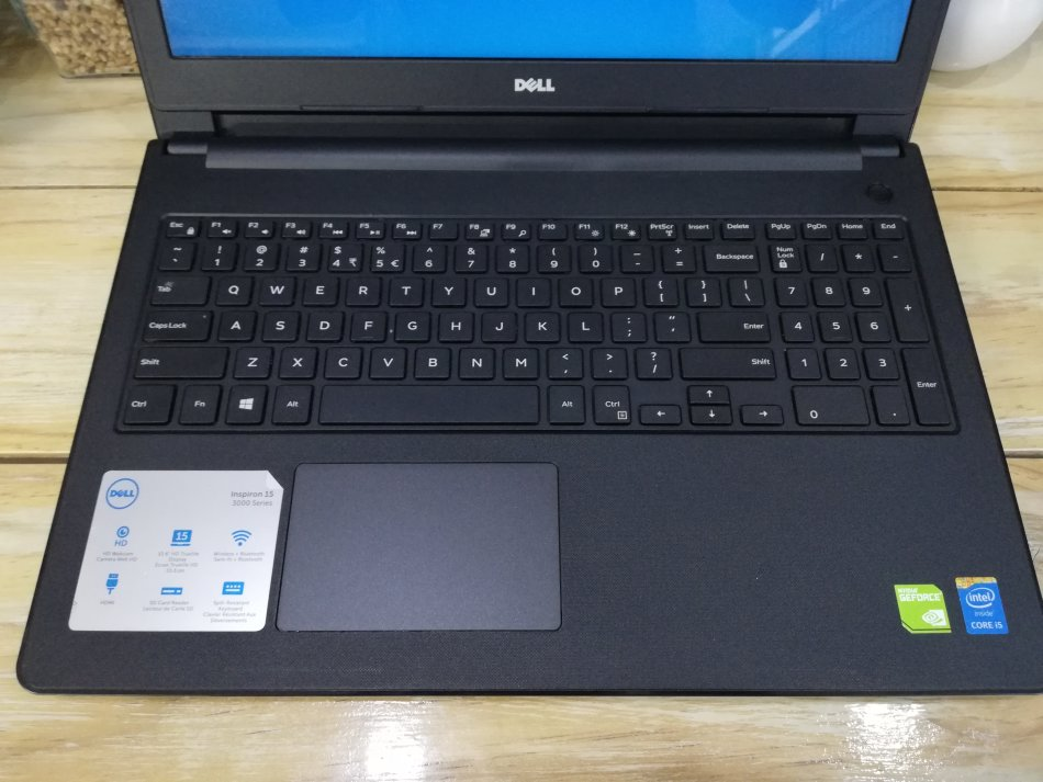 Laptops & Notebooks - *Gaming Edition* Dell Inspiron 3558 Core i5