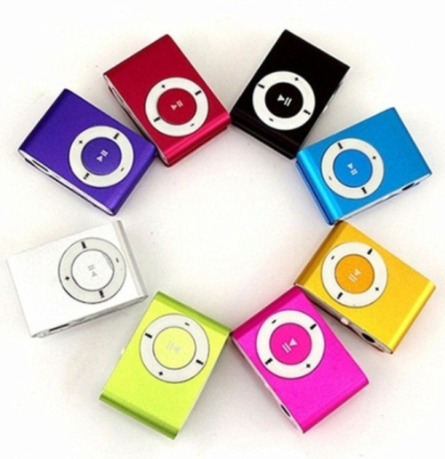 MP3 Player Mini Waterproof Sport Music Player
