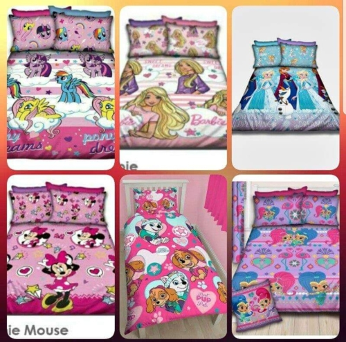 Duvets & Duvet Covers - Kids Character bed sets combo was ...