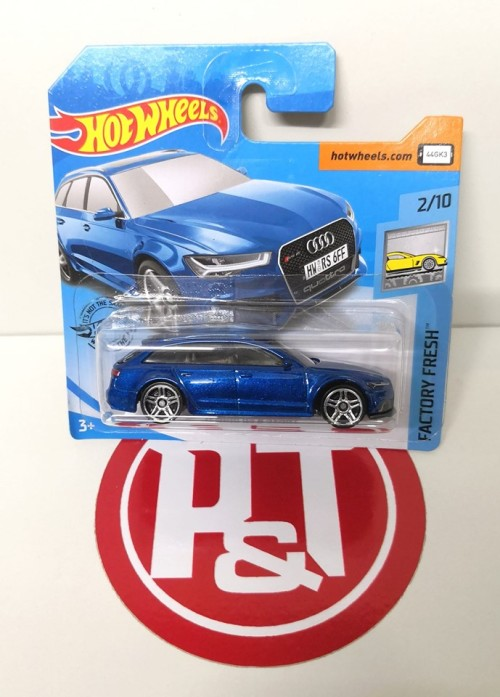 Models - 2019 Hot Wheels '17 Audi RS6 Avant was sold for ...