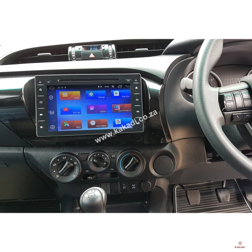 8 Inch Toyota Hilux 2016