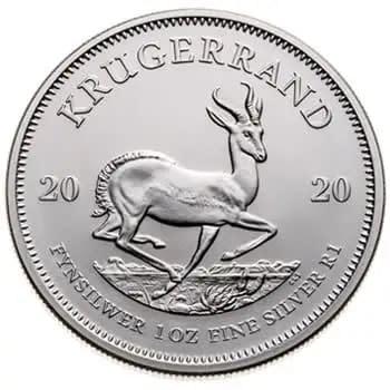 Krugerrand silver gold forex