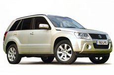 The Best SUVs and MPVs Suzuki Grand Vitara