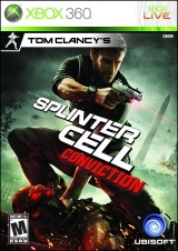 XBox game Splinter Cell