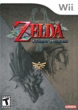 Nintendo Wii games zelda