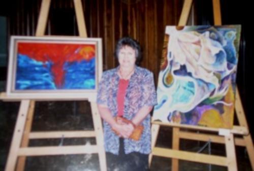 South African Artist Lorraine Edythe McKeand