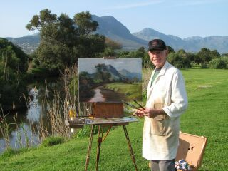South African Artist Anthony Walton