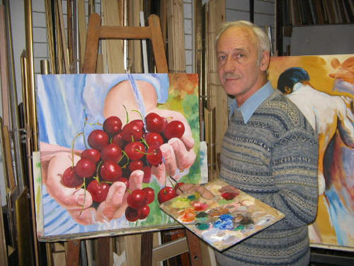 South African Artist Louis Pretorius
