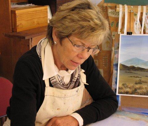 South African Artist Aletta Knox