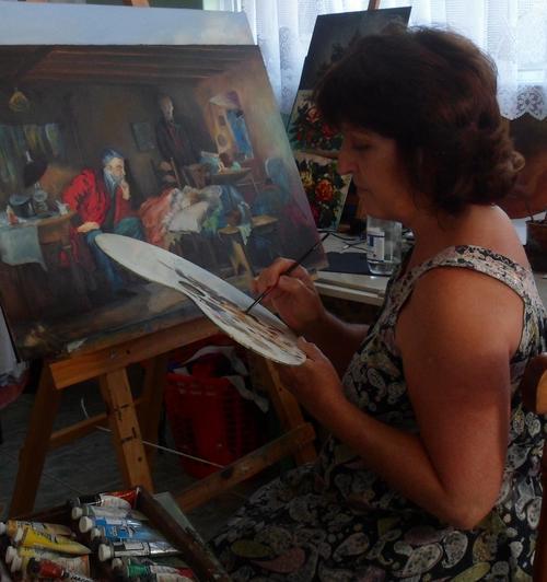 South African Artist Joy Clarke