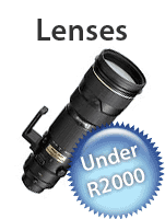 Buy Lenses Under R2000