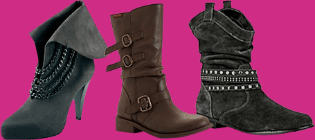 Browse our fantastic range of boots
