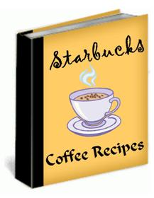 Coffee Recipes Ebook