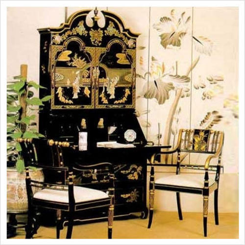 furniture denton society marquetry chippendale wih inlaid the cupboard tables table collection pier