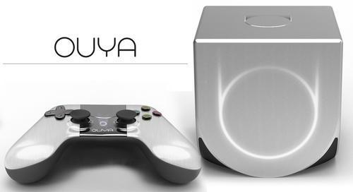 Ouya Gaming System