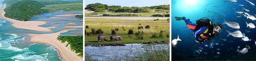 Isimangaliso Wetland Park, Kwazulu Natal