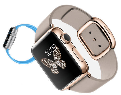 Apple Rose Gold Watch