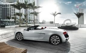 Audi 8 Spyder