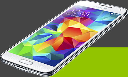 Get the Samsung Galaxy S5