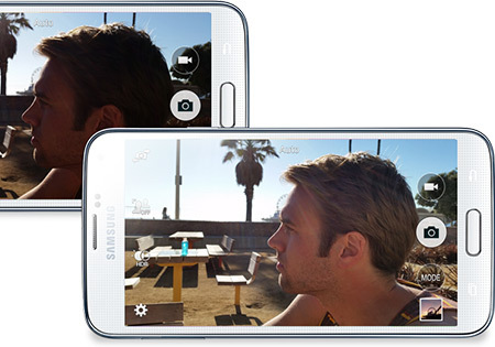 The Samsung Galaxy S5 Camera and Video