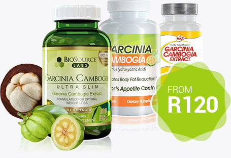 Get Garcinia Cambogia from only R120