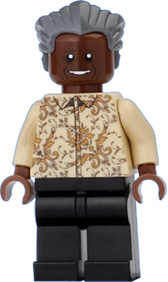 Mandela Mini Figure