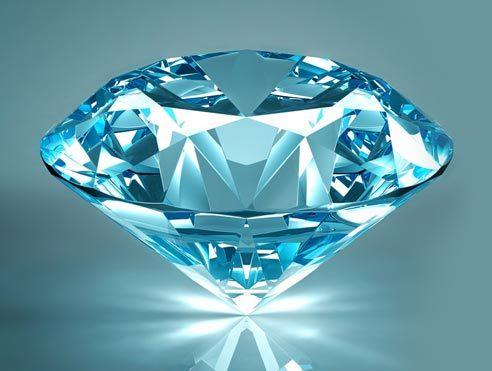 A diamond to be treasured