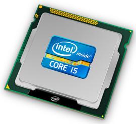 intel cpu i5