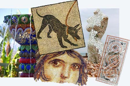 The history of Mosaics