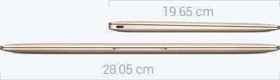 MacBook Dimensions